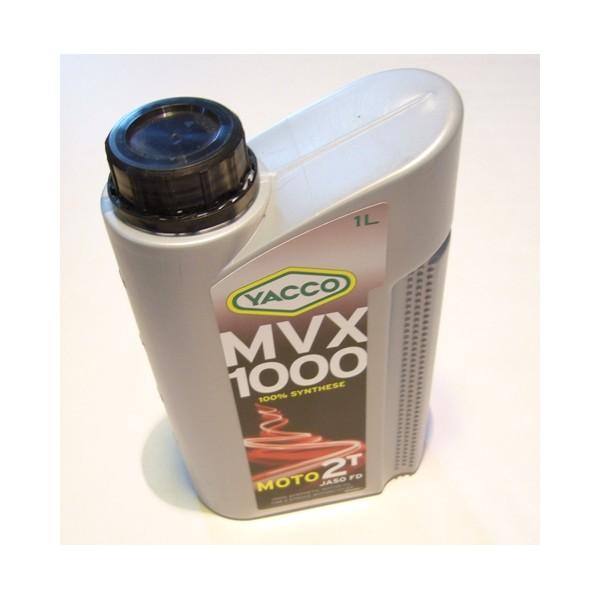 Two stroke Yacco engine oil (1 liter)