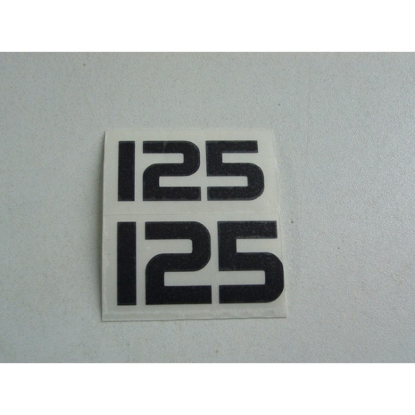 Yamaha Type 1K6 ( 1977 to 1979) side stickers right & left