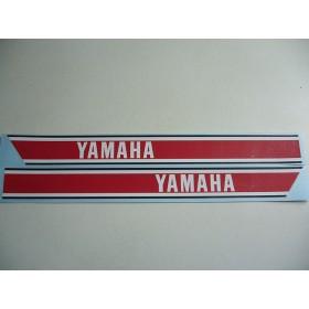 Yamaha Type 1K6 ( 1976 ) déco de réservoir