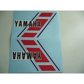 Yamaha Type 1K6 ( 1983 ) tank decals set