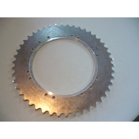 TRIUMPH CUB rear sprocket 46T link size 520