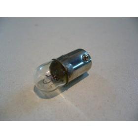 Bulb 6V 4w bottom diameter 9mm