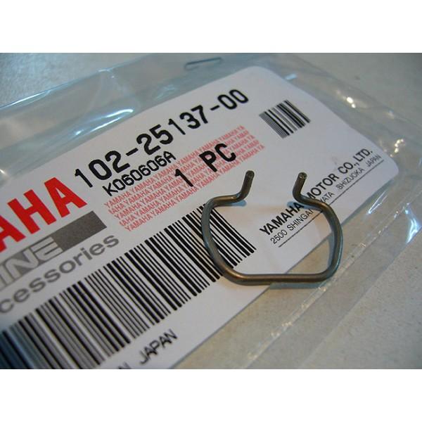 Yamaha TY50, 80,  125, 175 & 250  speedo cable retainer