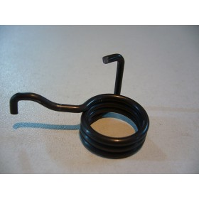 Yamaha TY 125 à 175 Left footrest return spring