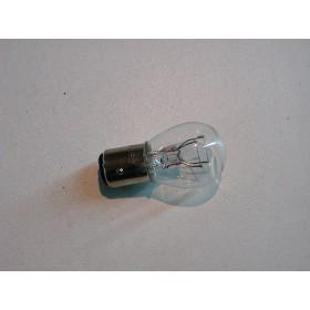 Ampoule 12V 21/5W feu arrière (diam culot 15mm)