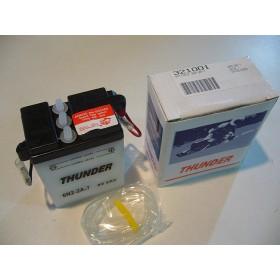 YAMAHA TY 250 monoschock ( 59N...) Batterie