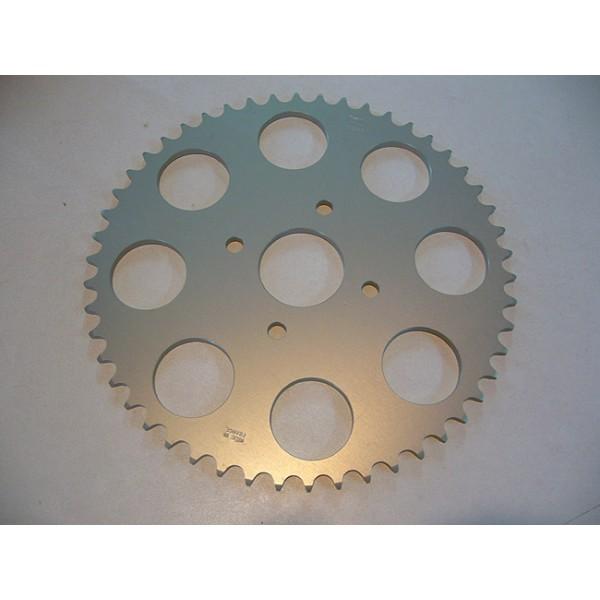 HONDA 200 TLR couronne Aluminium 48 dents (520)