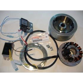 YAMAHA TY 125 et 175 Allumage électronique en 12 volts