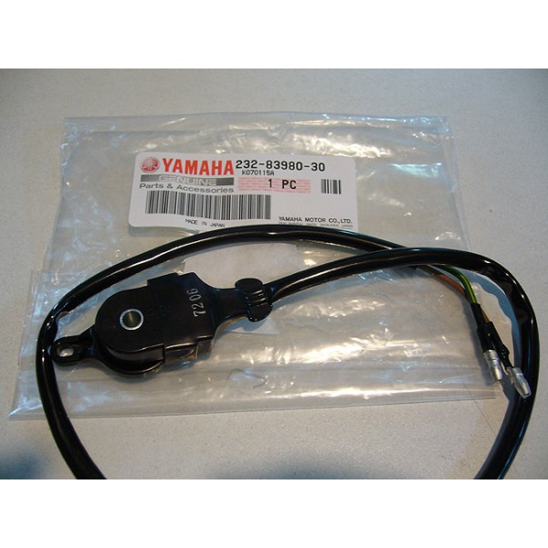 Yamaha TY 125 & 175. contacteur de feu de stop