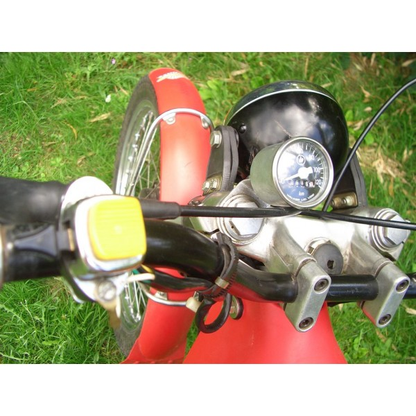 Bultaco Sherpa 350 Type 199 de 1978