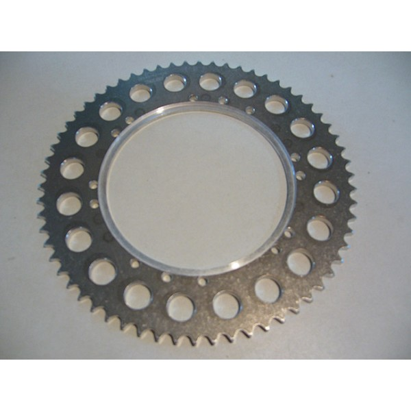 TRIUMPH CUB rear sprocket 62T link size 428