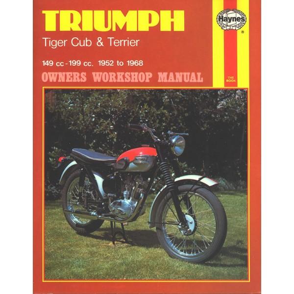 TRIUMPH CUB Haynes manual