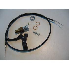 Kit décompresseur cable noir