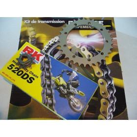 Montesa 348 chain kit 10X33 T, link size 520