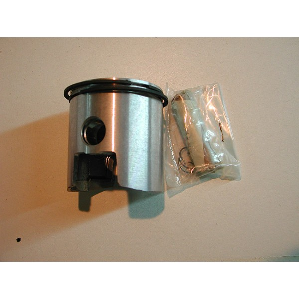 Montesa 200 piston Tarabusi with pin, clips and rings diam 63.95 mm