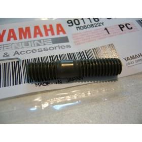 Yamaha TY 125, 175 et 250 goujon cylindre / echappement