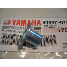 YAMAHA colerette de fixation réservoir huile TY125 & 175