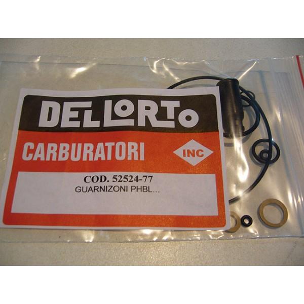 Dellorto pochette réfection carburateur PHBL