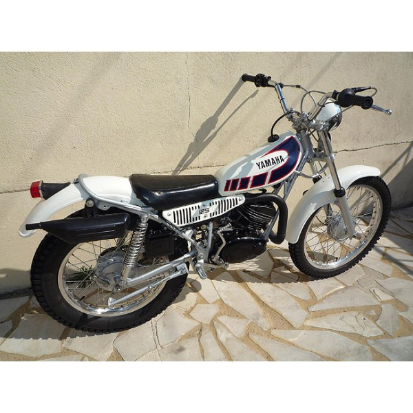 YAMAHA TY 125 from 1978