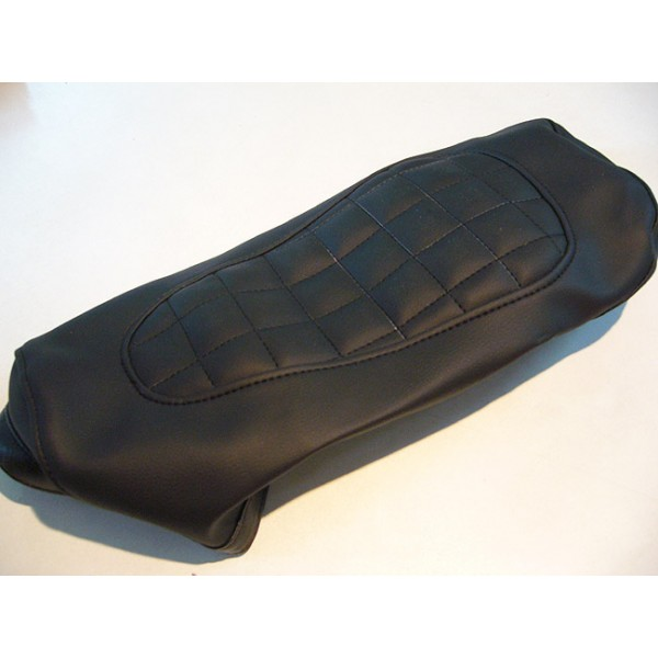 Yamaha Ty 50 & 80 black seat cover