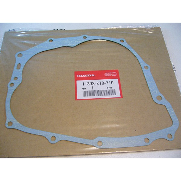 HONDA 125 to 250 TLR Clutch cover gasket