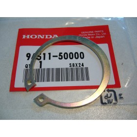 HONDA 125 to 250 TLR Rear sproket circlip