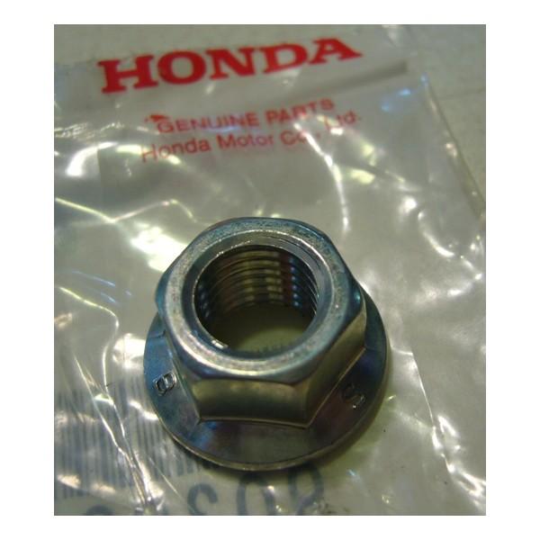 HONDA 125 à 250 TL - TLS - TLR Ecrou de couronne arrière