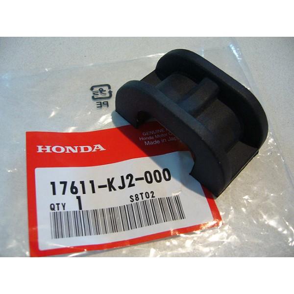 HONDA 125 to 200 TLR central tank bumper
