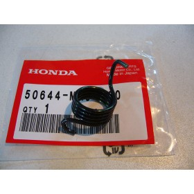 HONDA TLR 200 Left footrest return spring