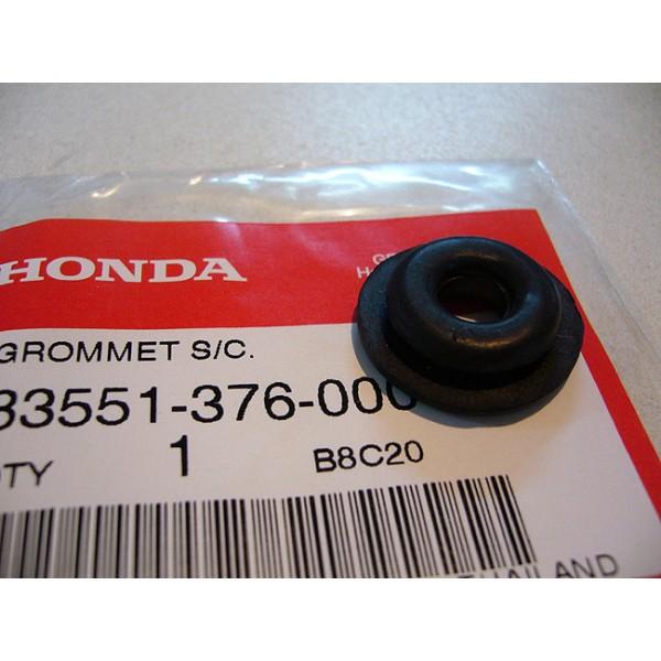 HONDA TLR 125 to 250 Side panel rubber