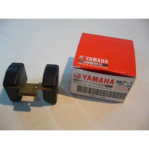 Yamaha TY 250 twinshock float
