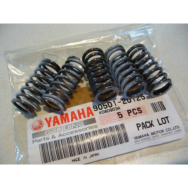 Yamaha TY 50 - 80 - 125 - 175 & 250 clutch spring set
