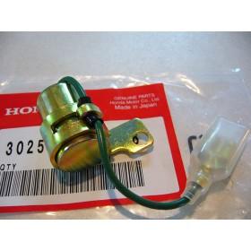 HONDA 125 TL & TLS first model condenser