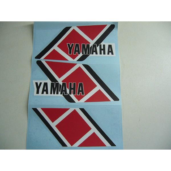Yamaha Type monoshok 59N  decal set