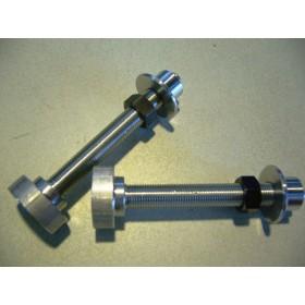 Spacer for adjustable preload adjuster front fork caps YAMAHA