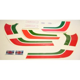 Ossa MAR 350 complet decals set