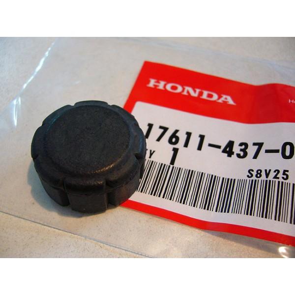 HONDA TLR 125 à 250 caoutchouc avant de réservoir