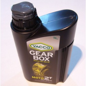 Two stroke Yacco BVS 10W30 oil gear box (1 liter) ......AND FORKS