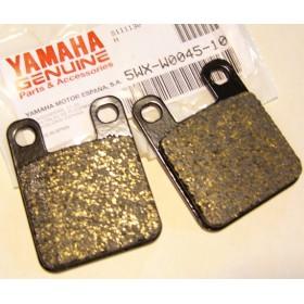 Yamaha TY 250 front monoshock disk brake shoes