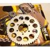 Yamaha TY 175 Kit transmission complet 13X51 dents en 428