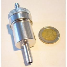 Filtre à essence métallique