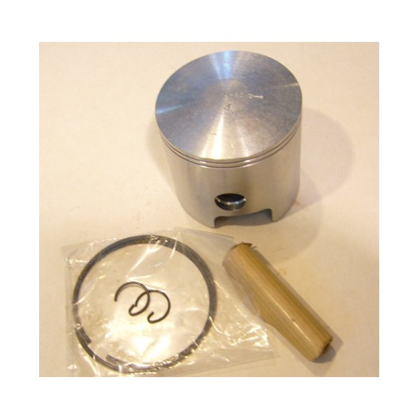Ossa piston  with  clips, pin & rings diam 72.60mm