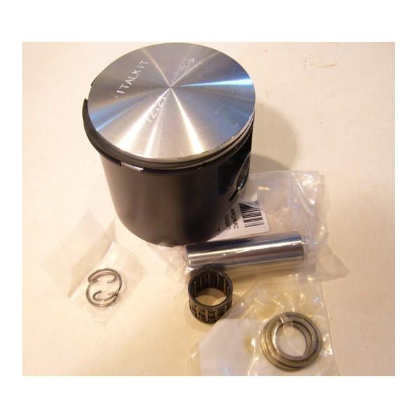 Ossa piston complet avec axe, clips & segments diam 72,25 mm