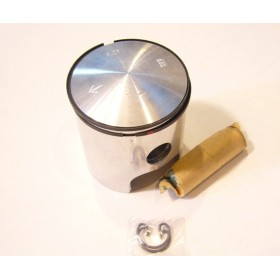 Bultaco Sherpa T 125cc piston axe, clips et segments diam 54.45 mm