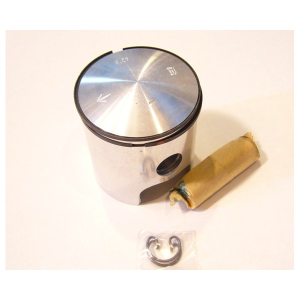 Bultaco Sherpa T 125cc piston with clips pin and rings diam 54.45 mm