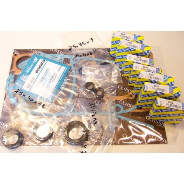 BULTACO 125  kit complet de refection moteur