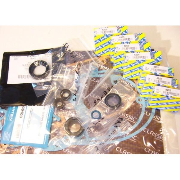 BULTACO 199B 340 6 Vitesses kit complet de refection moteur