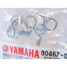 Yamaha and others lot of 5 Fuel clips