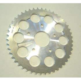 FANTIC 125 TX250 rear sprocket 47 T link size 428