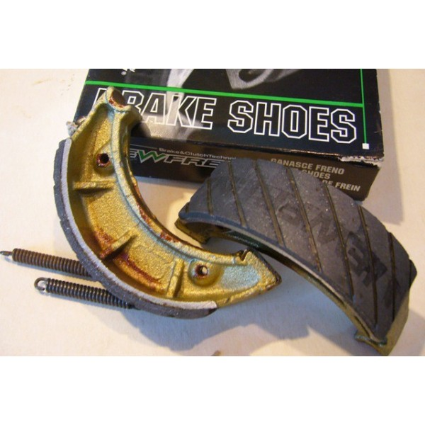 Montesa (All models except MH),  brake shoes